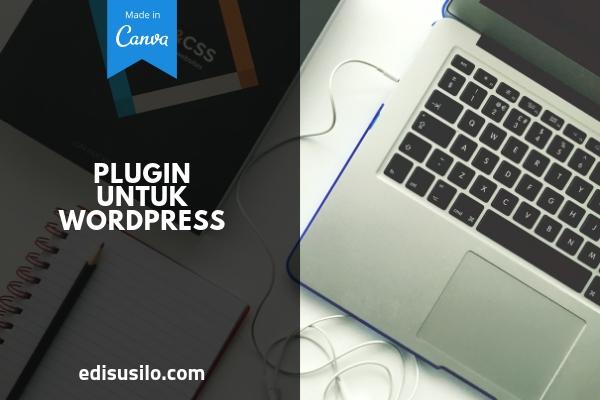 Plugin Untuk WordPress