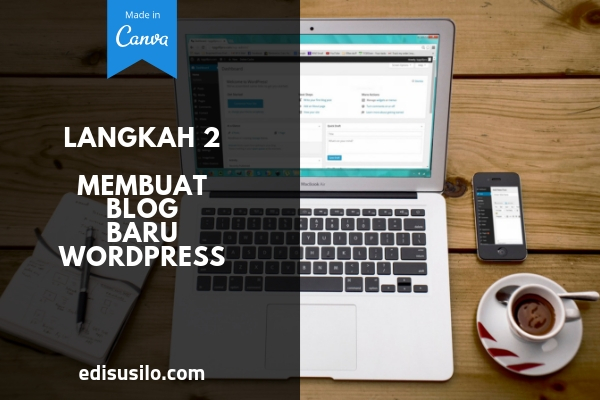 Membuat Blog Baru WordPress
