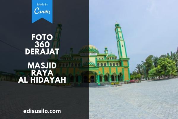 Masjid Raya Al Hidayah Kota Bangun