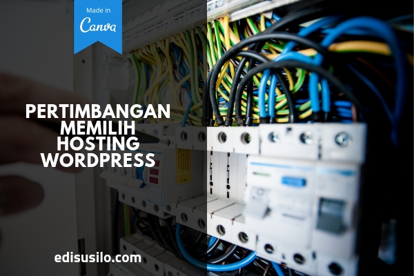 Memilih Hosting WordPress