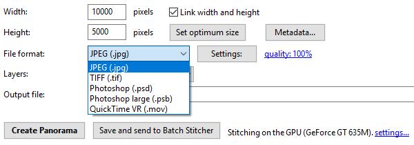 Aplikasi Untuk Membuat Foto 360 Derajat File Format
