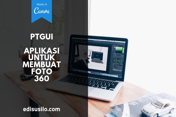 Aplikasi Untuk Membuat Foto 360 Derajat