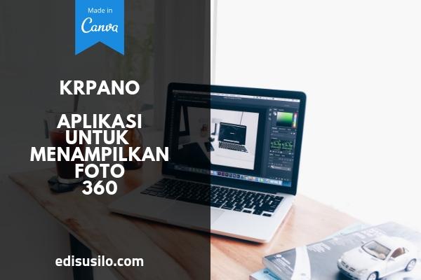 Aplikasi Untuk Menampilkan Foto 360 Derajat