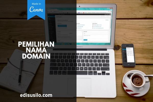 Memilih Domain Dan Penentuan Nama Domain