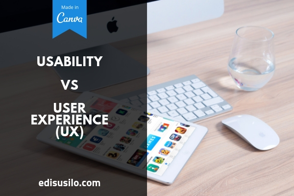 Perbedaan Usability Dan User Experience